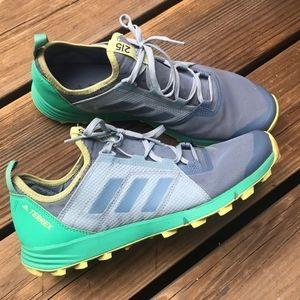 Adidas Terrex Agravic Speed Trailrunning shoe 12